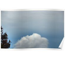 when the sky kisses the earth Poster