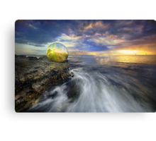Disco Rush Canvas Print