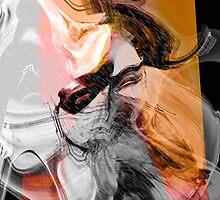 fantasy fusion..... masked lady lone ranger by banrai