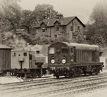 D8001 at Wirksworth by Aggpup