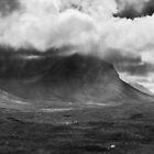 Skye B&W Panoramic by Ben Malcolm