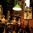 Window Display - Montmartre (Paris, France) by Britland Tracy