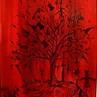 Quercus petraea Vampiricus ( A Vampire Oak ) by John Dicandia  ( JinnDoW )