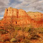 Red Cliffs by KAREN SCHMIDT