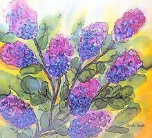Lilac by Caroline  Lembke