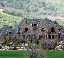 Living among the Mountains ~ Liberty, Utah by Jan  Tribe