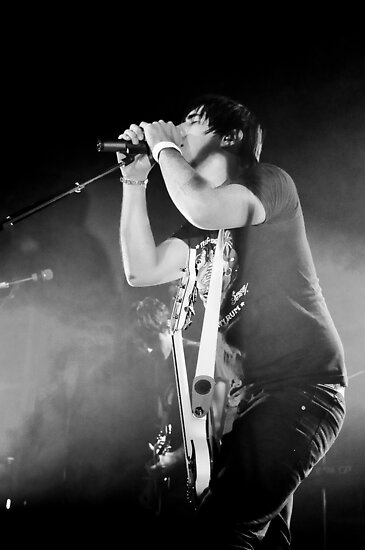 Josh Ramsay - Marianas Trench by photosbykt