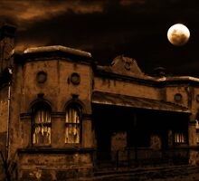 Haunted House by Evita
