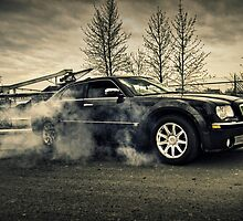 Chrysler 300C by makbet666
