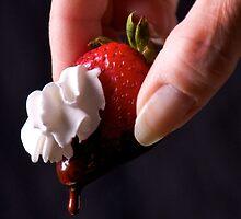 Strawberry,chocolate and whip dream  by Jeffrey  Sinnock