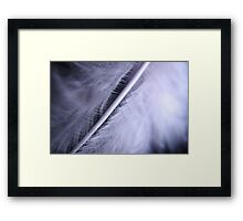 Make me a Quill Framed Print