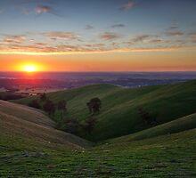 Steingarten Sunset by KathyT