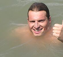 Smile of winner by branko stanic