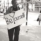 Be Yourself by Quinntessential