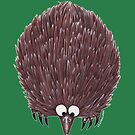 Echidna Green by Lou Van Loon