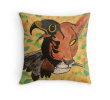 Imagining the Nation of Enchantments Throw Pillow