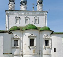 Russian church by igorsin