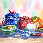 Picante and Pottery by Betty Burnitt