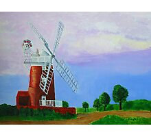 Cley Mill Photographic Print