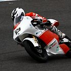 #69  Louis Rossi at the track in Jerez de la Frontera, Spain  by fototaker