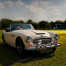 1965 Austin Healey 3000 by David J Knight