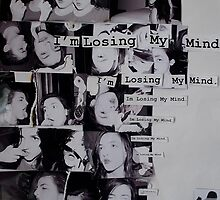 I'm Losing My Mind by Isabela Lamuño