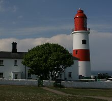 Souter Lighthouse South Shields by David Devine