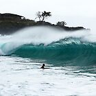Waimea Shorey by Paul Manning
