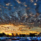 Sunset Clouds by Frank Garciarubio