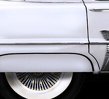 Classic - Side View of a Chrysler Plymouth by Mark Richards