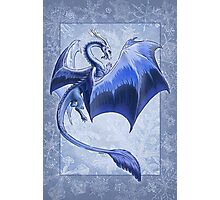 The Dragon of Winter Photographic Print