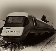 Intercity APT by David J Knight