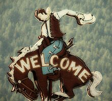 Western Welcome by Cathy Stewart