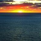 The Darkening Sea by George Cousins