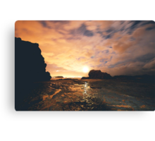 THEISM Canvas Print