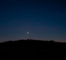 Starry Night by Michel Lorente