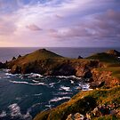 Rumps Point, North Cornwall, England by Craig Joiner