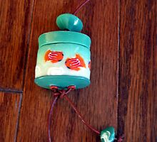 Koi Inro Box by silkbtrfly