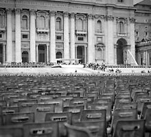 Chairs @ Saint Peter's  by Niek Broens