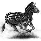 I'm outa here! by Explorations Africa Dan MacKenzie