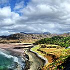 Little Gruinard Bay  by John Ellis