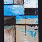 City Squares #2 by Jeni Maxwell