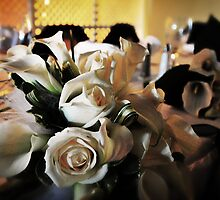 Wedding Bouquet by ivwilsoniv