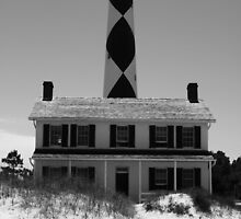 The Lighthouse and the Keeper by Michael Damanski
