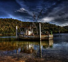 Trawler by Brad Woodman