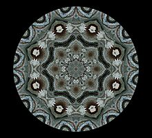 The Greylander Mandala Tapestries I by owlspook