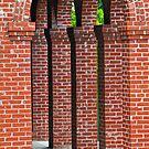 Brick Arches by Bob Hortman