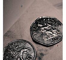 Britannia Silver Photographic Print