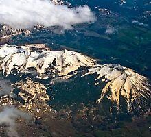Over the Rockies by bicyclegirl