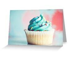 blue... Greeting Card